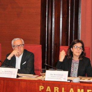 Control Mitjans Parlament