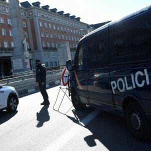 Madrid Control Policial EFE
