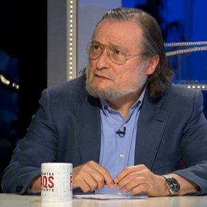 El economista Santiago Niño Becerra en el programa de TV3, FAQS. Foto: TV3