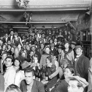 Carnaval de 1932 a La Criolla. Josep Maria de Sagarra i Plana. ANC