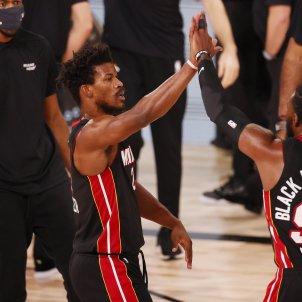 Jimmy Butler Miami Heat NBA EFE