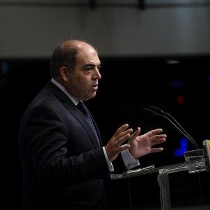 El president de la Federació Nacional d'Associacions de Treballadors Autònoms (ATA), Lorenzo Amor. Foto: Europa Press