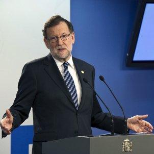Rajoy Consell Europeu - EFE