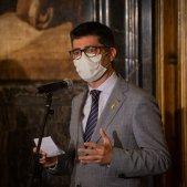 Conseller de polítiques digitals, Jordi Puigneró. Foto: Europa Press
