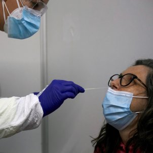 test PCR coronavirus - Efe