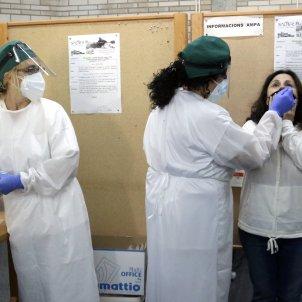 Coronavirus_PCR Institut Anglès_ACN