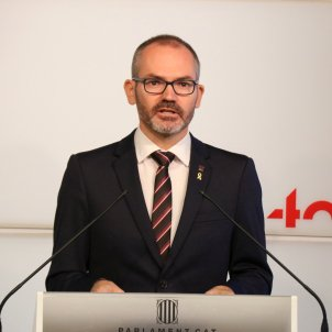 Josep costa JxCat Parlament - acn