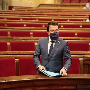 Ple parlament Covid-19 aragonès - Sergi Alcàzar