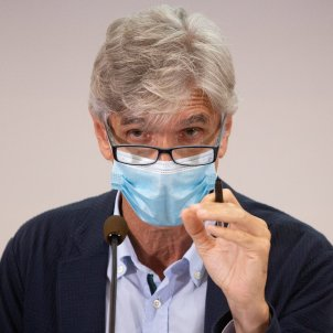 Secretari salut pública generalitat josep maria argimon - David Zorrakino / Europa Press
