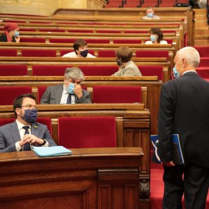santiago rodriguez pere aragones parlament - sergi alcàzar