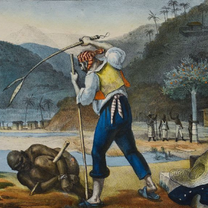 Espanya, darrer país del món a abolir l'esclavitut. Font Universitat de California.