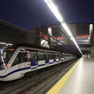 metro madrid efe