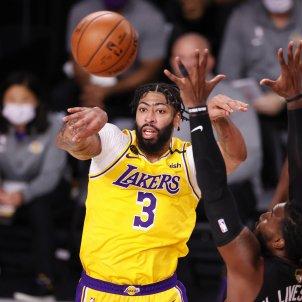 Anthony Davis Lakers NBA EFE