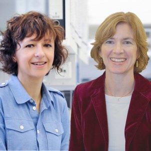 Emmanuelle Charpentier y Jennifer Doudna Fundación Princesa Asturias