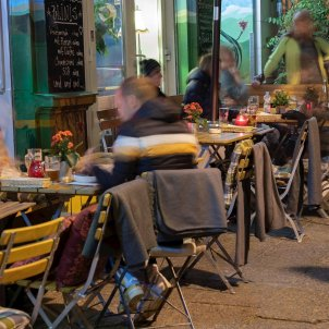 Berlin bars i restaurants coronavirus restriccions EFE