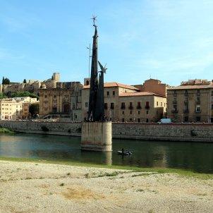 Monument franquista Tortosa / ACN