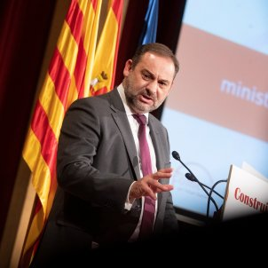 ministre Abalos Transport diàleg Generalitat - Efe