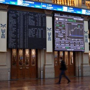 Borsa Madrid Unió Europea EFE