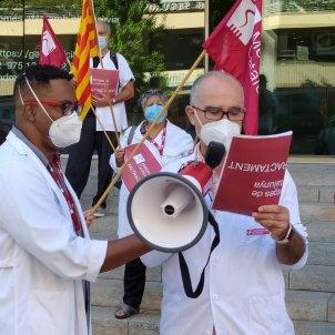 metges de catalunya vaga - ACN
