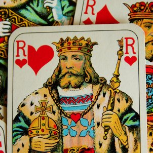 Rei cartes (Jacqueline Macou)