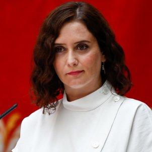 Isabel Díaz Ayuso - Óscar J.Barroso / Europa Press
