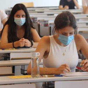 universitat coronavirus selectivitat URV ACN