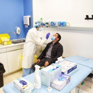 prova pcr hospital covid coronavirus - Efe