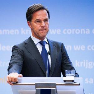 Mark Rutte primer ministre holanda paisos baixos coronavirus confinament parcial - Efe