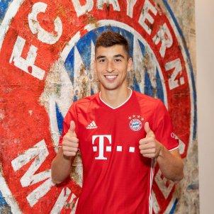 Marc Roca Bayern @ChampionsLeague