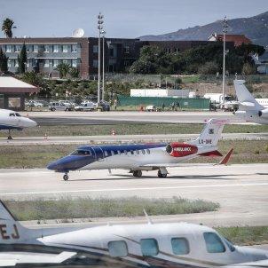 Avió medicalitzat EFE