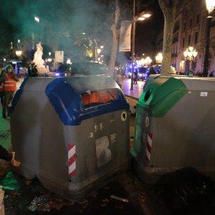 contenidor cremant manifestacio CDR 1 any sentencia proces - Sergi Alcàzar