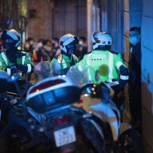 detencio mossos cdr manifestacio 1 any sentencia proces - Sergi Alcàzar