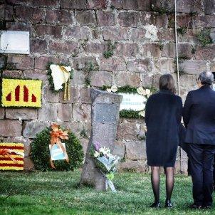 Quim Torra homenatge a Lluís Companys - quim torra