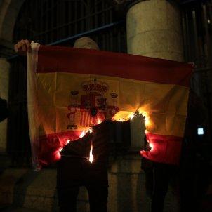 crema bandera espanya Sergi alcazar
