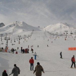 esquí Masella