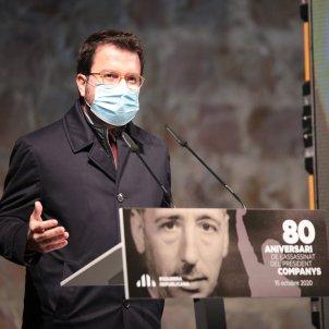 Aragonès ERC acte companys 80 anys - Sergi Alcàzar