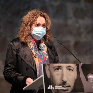 Acte ERC Companys 80 anys consellera justicia Ester Capella - Sergi Alcàzar