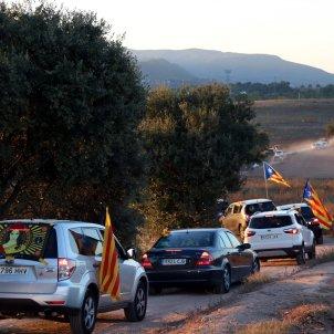 cotxes 3 anys jordis preso lledoners anc - ACN