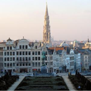 Brussel·les Viquipèdia Jean Paul Grandmont