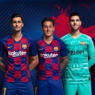 Chumi Kike Saverio Sergi Puig Guillem Jaime Barca FC Barcelona