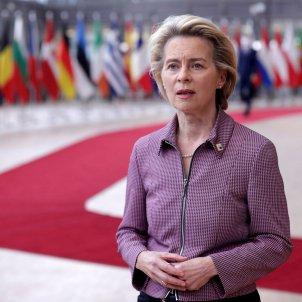 ursula von der leyen presidenta comissio europea efe