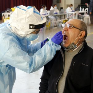 coronavirus PCR les borges blanques ACN