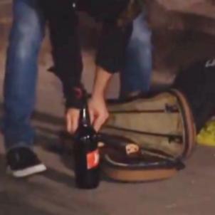 Botellot Barcelona TVE
