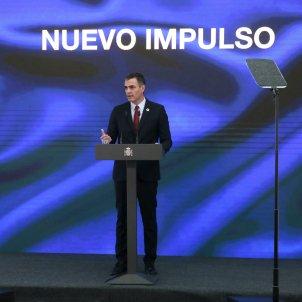 Pedro Sánchez Nuevo impulso EFE