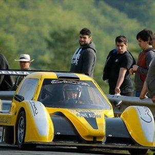 Iñaki Irigoien Foto Federación Navarra de Automovilismo