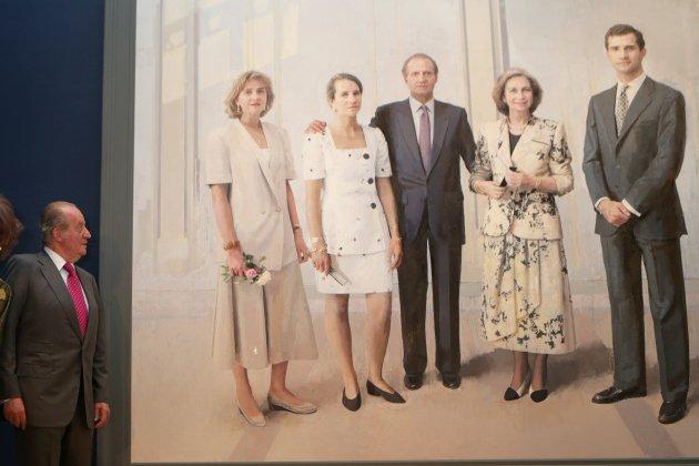 cuadro familia real gtres