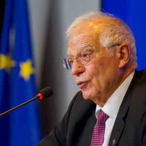 Josep Borrell Luxemburg EFE
