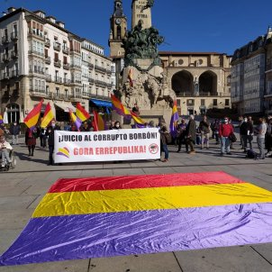manifestació republica País Basc Vitoria Europa Press