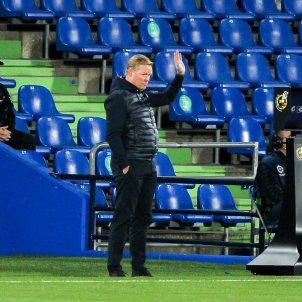 Koeman Barça EuropaPress