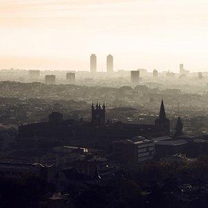Contaminació Barcelona Europa Press